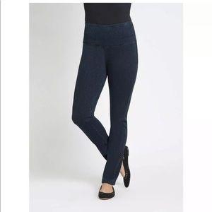 Lysse Pants - LYSSE DENIM STRAIGHT LEG JEANS LEGGINGS